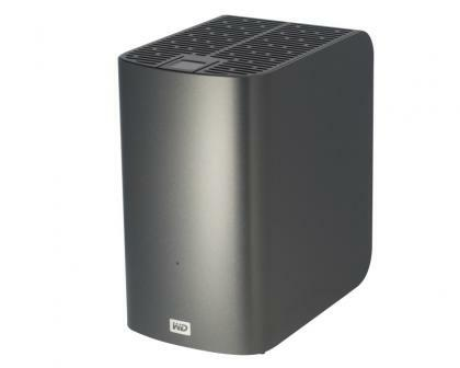 Western Digital My Book Live Duo 4TB recension
