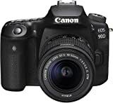 """Canon EOS 90D + EF-S 18-55mm f / 3.5-5.6 IS STM"" vaizdas"