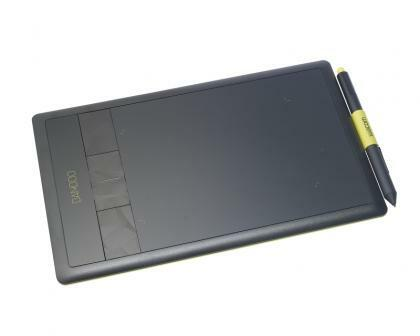 Wacom Bamboo Pen & Touch CTH-470 recension