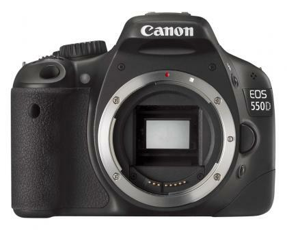 Canon EOS 550D anmeldelse