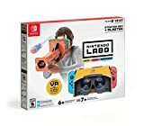 Immagine di Nintendo Labo Toy-Con 04: Kit VR - Starter Set + Blaster - Switch