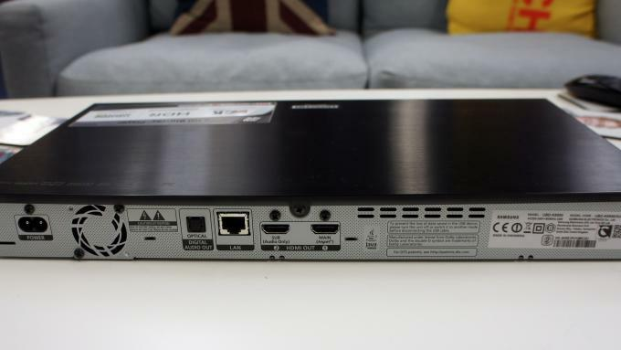 Samsung UBDK8500 review: Ultra 4K en HD Blu-ray-speler nu £ 150
