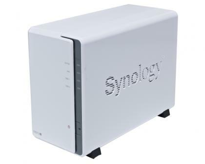 סקירת Synology DiskStation DS213j