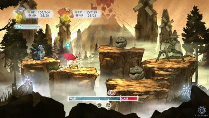 Child of Light recensione