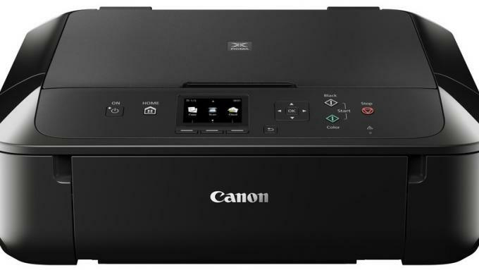 Canon Pixma MG5750 review: geniale budget