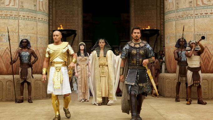 Exodus Gods and Kings HDR