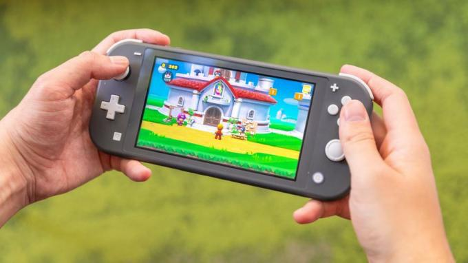 Nintendo Switch Lite recension: Byt upp formeln