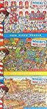 Image de la collection de puzzles Where's Wally ~ 3 puzzles de 1000 pièces