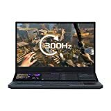 "Billede af ASUS ROG Zephyrus Duo GX550LWS Full HD 300Hz 15,6 ""Dual-Screen Gaming Laptop (Intel Core i7-10875H, NVIDIA GeForce RTX 2070 Super 8 GB, 32 GB RAM, 1 TB M.2 NVMe PCIe 3.0, WiFi 6, Windows 10)"