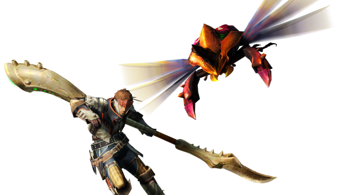 Monster Hunter 4 Insect Glaive