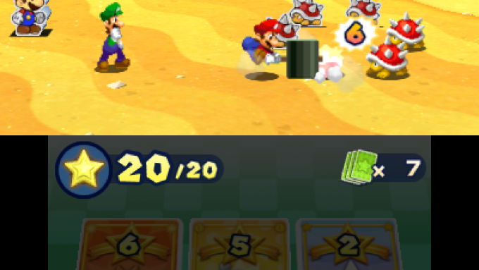Mario & Luigi: Paper Jam Bros recension
