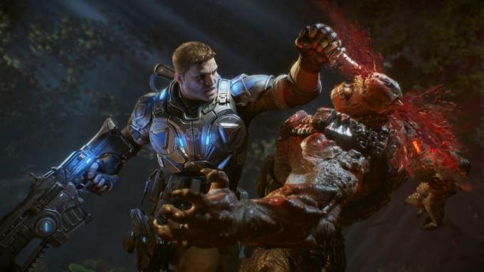 Revue de Gears of War 4: Gunplay Gory