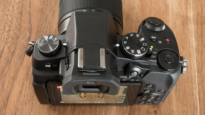 Top Panasonic G80