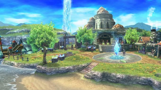 Final Fantasy Explorers recension