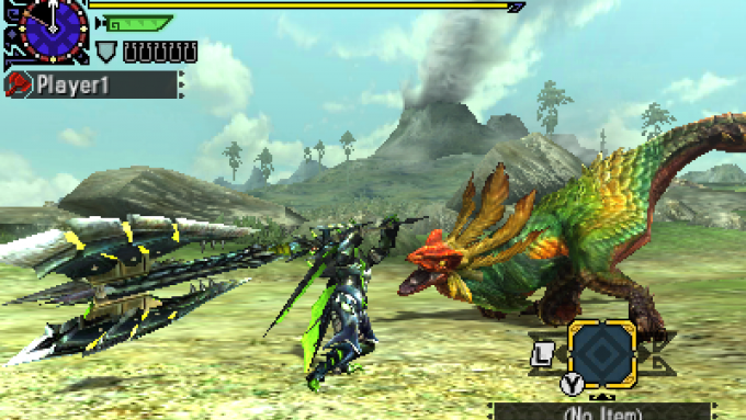 Monster Hunter Generations recension