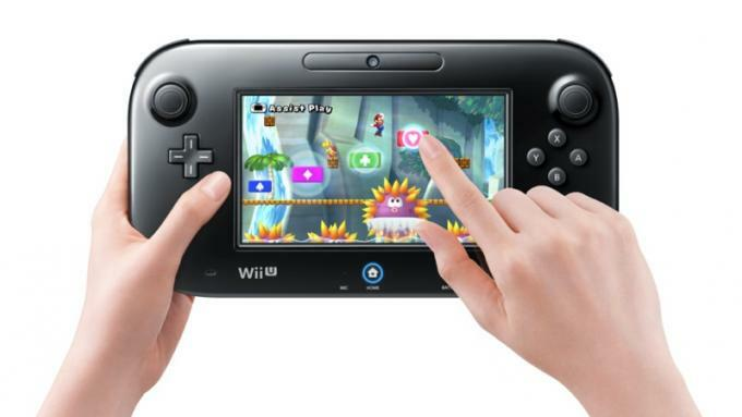 Wii U Off TV Play
