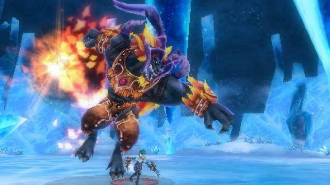 Screenshot di Final Fantasy Explorers 02