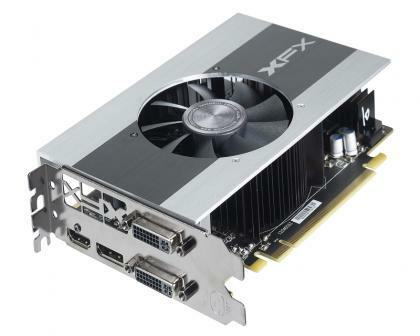 Test du XFX R7770 Core Edition