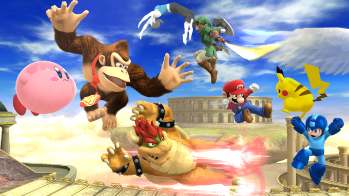 Évaluation de Super Smash Bros (Wii U)