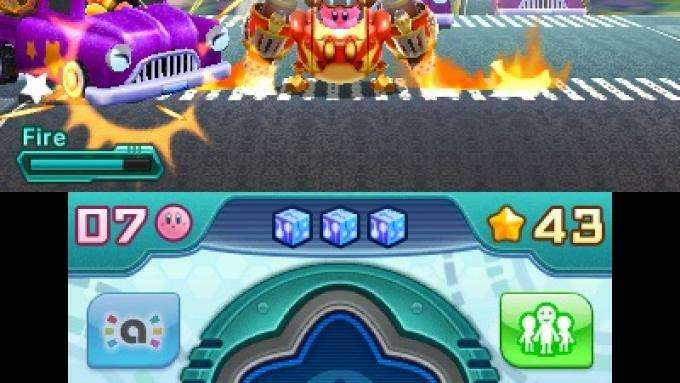 """Kirby Planet Robobot"" automobiliai"