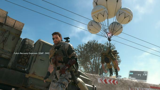 Recenzia Metal Gear Solid 5: The Phantom Pain